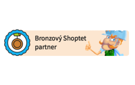 Shoptet bronzový partner